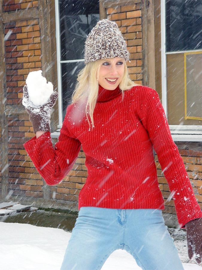 Elischeba im Winter