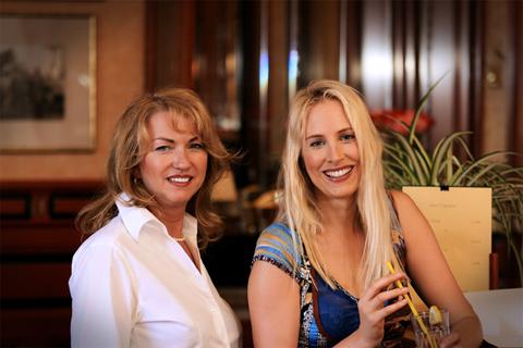 Karla Mazzon und Elischeba Wilde