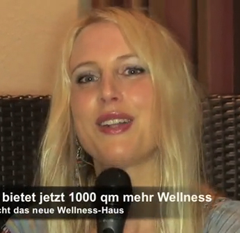 Elischeba im Interview im montemare in Rheinbach Wellness