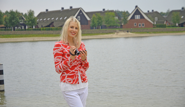 Elischeba im Hof van Saksen in der Provinz Drenthe