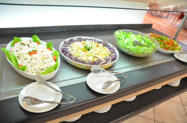 Salatbuffet Ibiza