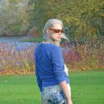 Elischeba mit Sonnenbrille