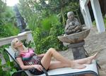 Buddha auf Mallorca