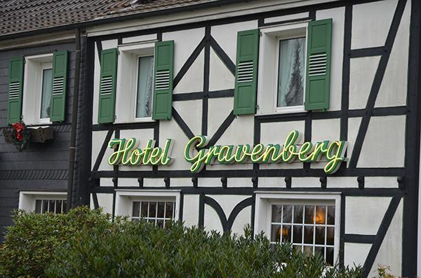 hotel gravenberg