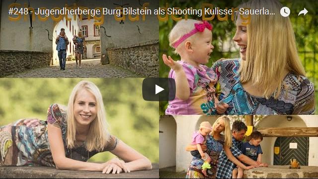 ElischebaTV_248_640x360 Jugendherberge Burg Bilstein als Shooting Kulisse