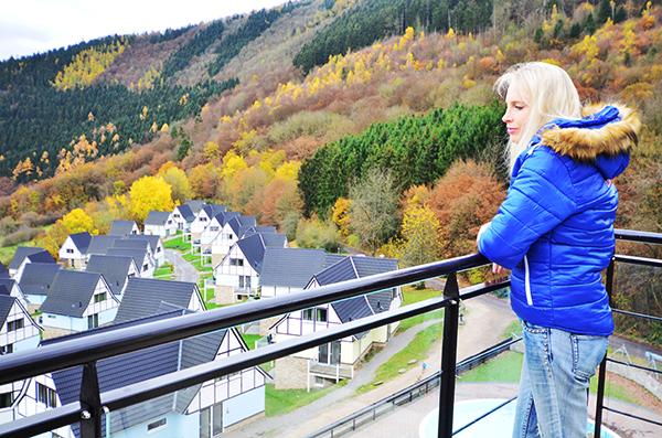 Ausblick Landal Eifeler Tor