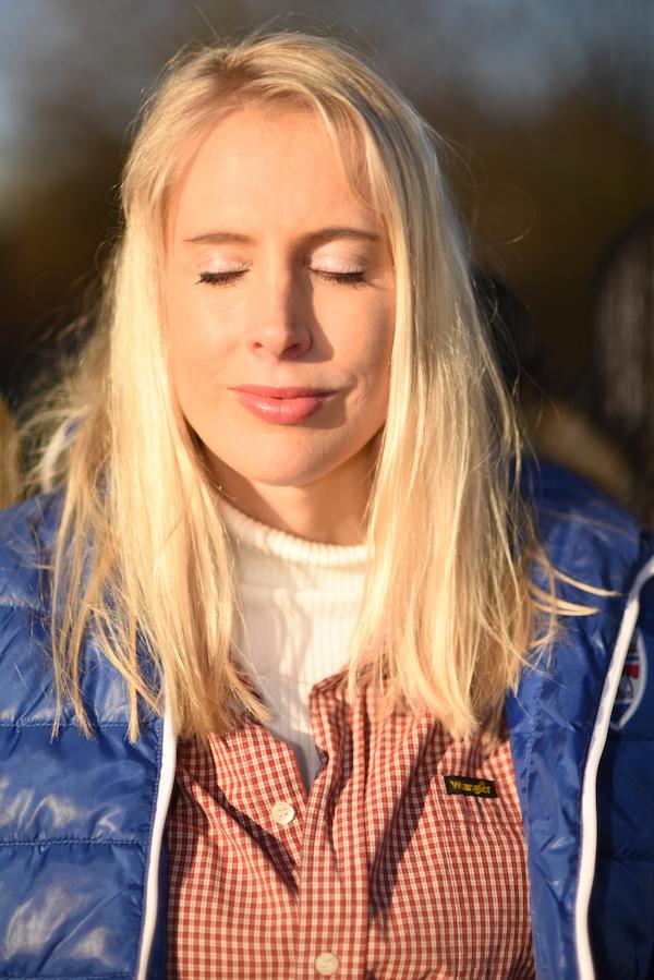 Elischeba träumt in der Sonne