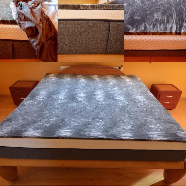 Topper für Matratze
