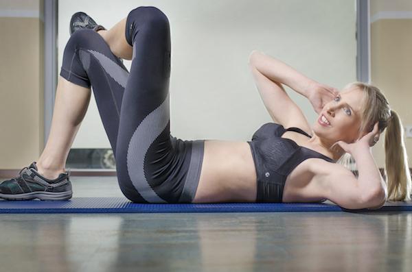 Fitnessmodel Elischeba