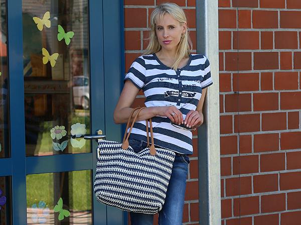 Shopper Jeans Fritz