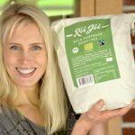 Elischeba präsentiert Fairtrade Reis