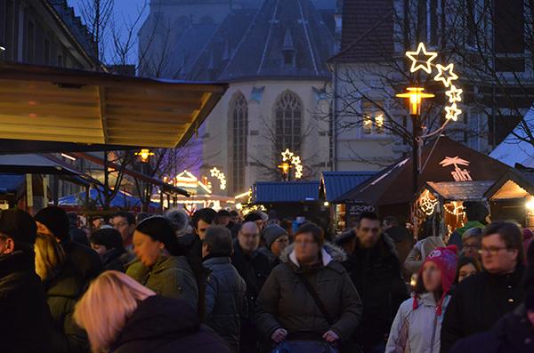 Weihnachtsmarkt in Gescher