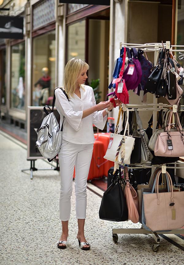 Shopping in Den Haag