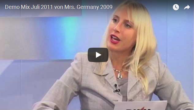 Demo Mix Juli 2001 von Mrs Germany 2009