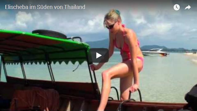 Elischeba im Süden von Thailand