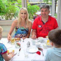 breakfast pullman Germany