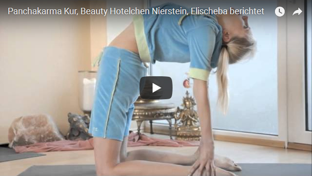 Video Ayurveda Kur online Ex Mrs Germany berichtet von