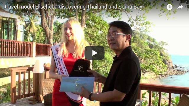 Elischeba entdeckt Thailand und Soma Bay