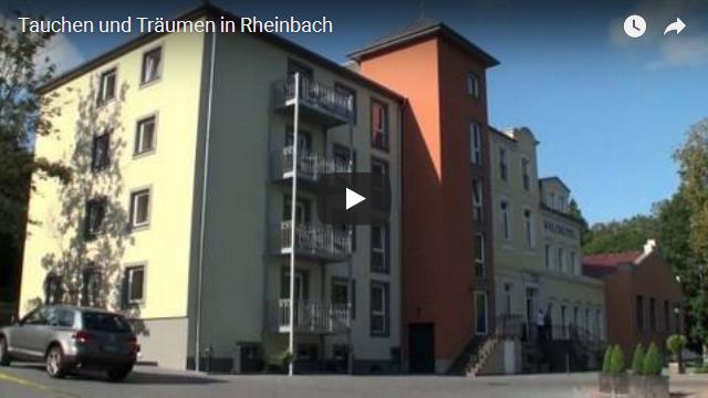 Tauchen und Träumen in Rheinbach