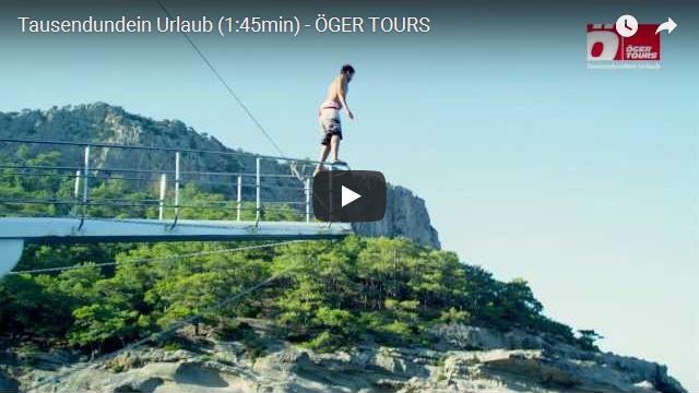 OEGER TOURS 1001 Urlaub