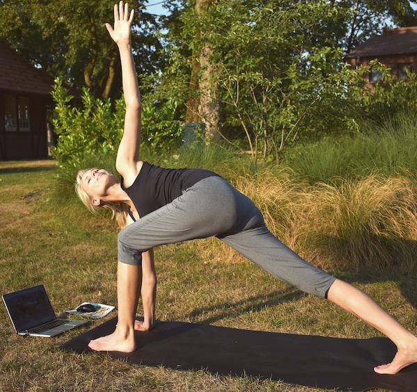 Workout mit Stefanie Rohr