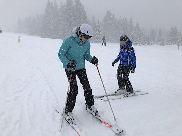 Skikurs für Anfänger